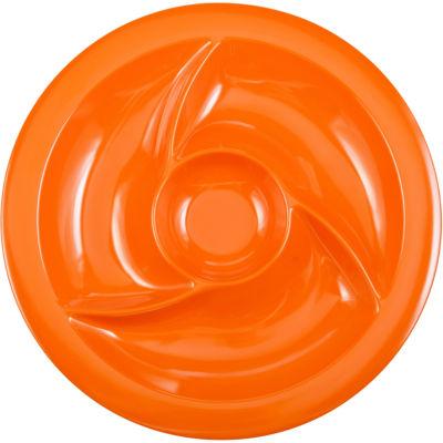 Zak Designs® Pinwheel Chip and Dip Tray