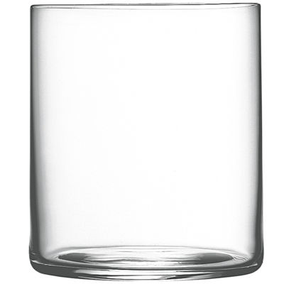 Luigi Bormioli Top Class Set of 6 Double Old-Fashioned Glasses