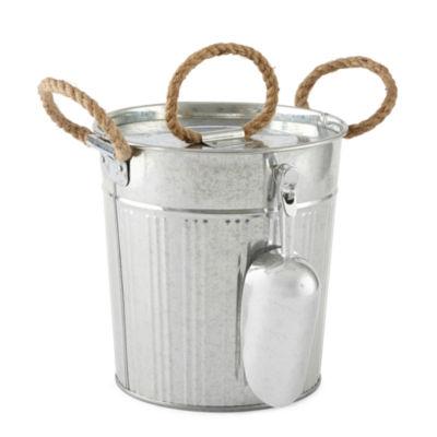 JCPenney Home™ Galvanized Iron Ice Bucket