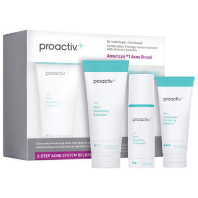 Proactiv Proactiv+ 3-Step System, 90 Day Deluxe Size