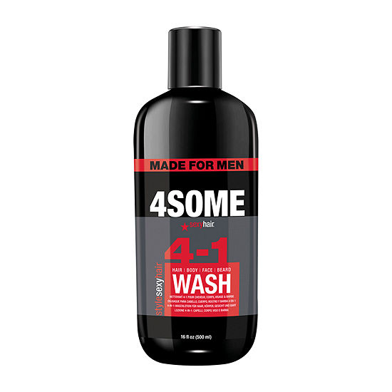 Sexy Hair 4some 4 In 1 Wash Hair Product-16 oz.