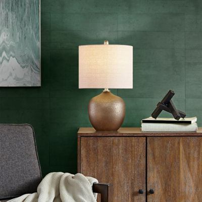 Ink+Ivy Jackson Glass Table Lamp