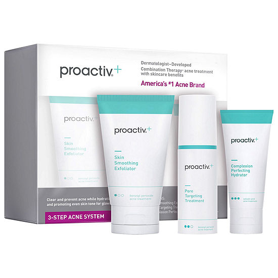 Proactiv Proactiv+ 3-Step System, 30 Day Introductory Size