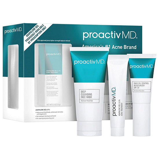 Proactiv ProactivMD 3-Piece Kit, 30 Day Introductory Size