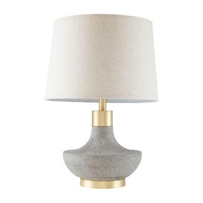 Madison Park Signature Maida Marble Table Lamp