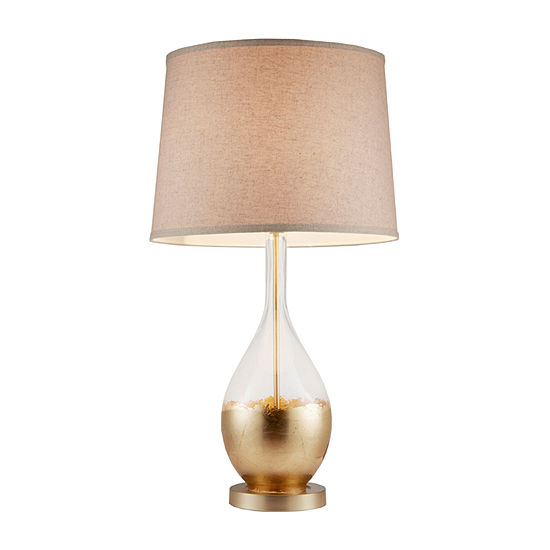 Madison Park Signature Kensal Glass Table Lamp