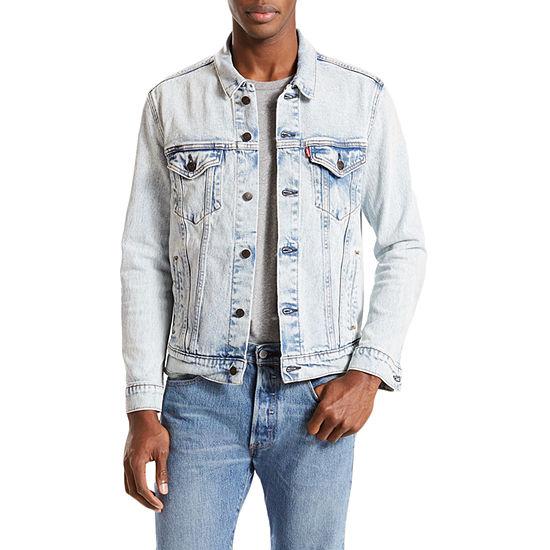 Levi's® Men's Long Sleeve Denim Jacket