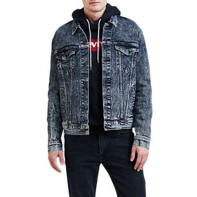 Levi's® Long Sleeve Denim Jacket