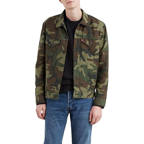 Levi's® Camouflage Trucker Jacket
