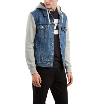 Levi's® Men's Hooded Trucker Jacket