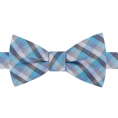 Stafford Plaid Bow Tie