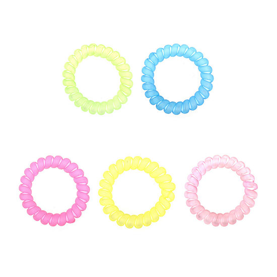 Mixit Coil 5-pc. Hair Ties