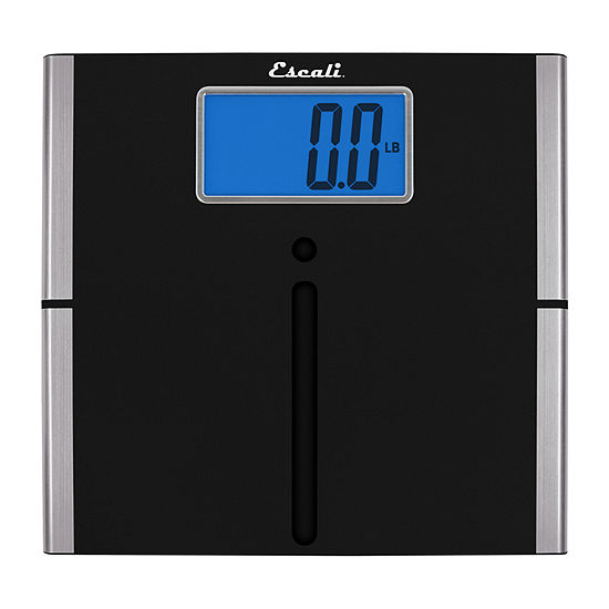 Escali® Ultra Slim Easy Read Bathroom Scale