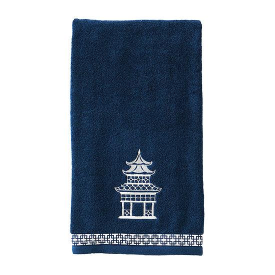 Saturday Knight Vern Yip Chinoiserie Bath Towel