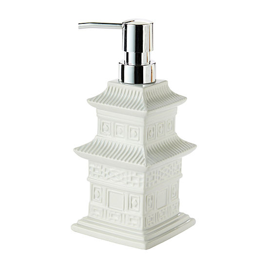 Saturday Knight Vern Yip Chinoiserie Soap Dispenser