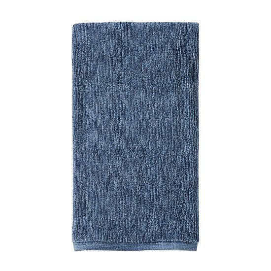 Saturday Knight Vern Yip Shibori Stripe Bath Towel