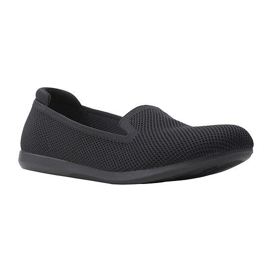 Clarks Womens Carly Dream Slip-On Shoe
