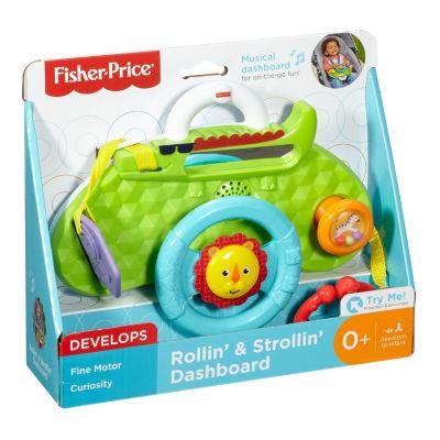 Fisher-Price Car Dashboard