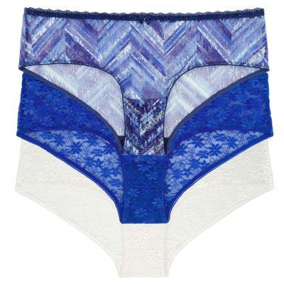 Dorina Dion 3-pc Polyamide Hipster Panty
