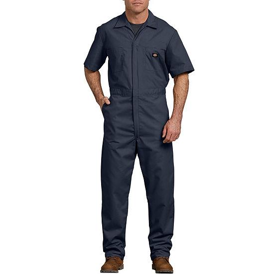Dickies® Short Sleeve Coveralls - Big & Tall