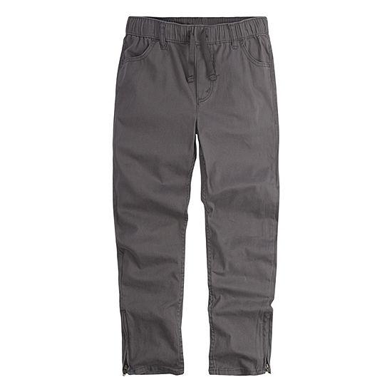 Levi's Boys Zipper Hem Jogger Pant - Big Kid