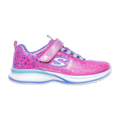 Skechers Jumpin' Jams Girls Walking Shoes Pull-on - Little Kids/Big Kids