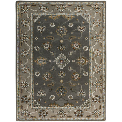 Amer Rugs Eternity AD Hand-Tufted Wool and Viscose Rug