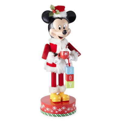 Disney 14 Inch Mickey Mouse Nutcracker