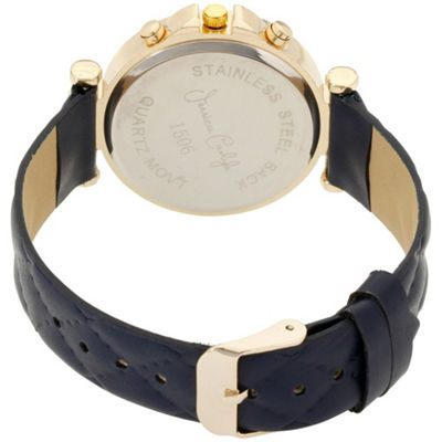 Womens Blue Bracelet Watch-St1506g695-007