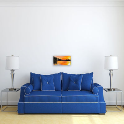 Motivational Wall Art Life You Imagined Wall DecorPanel