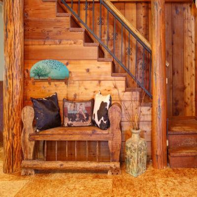 Coat Rack Wall Mounted Blackbirds Three Hook CoatRack