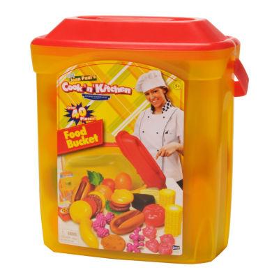 Cook N' Kitchens Gourmet Food Bucket 40 Pc Set