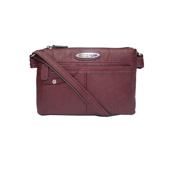 Rosetti Triple Play Mini Rudy Crossbody Bag