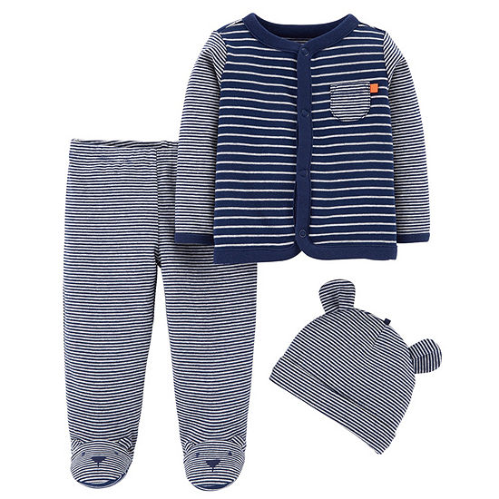 Carters 3 Pc Baby Clothing Set Baby Boys