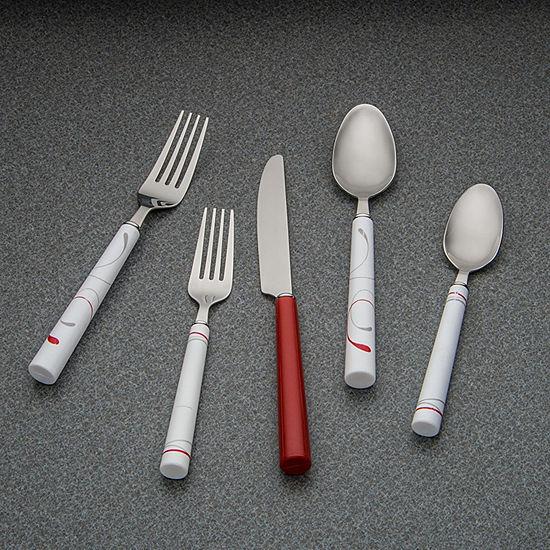 Corelle Coordinates® Splendor 20-pc. Flatware Set - JCPenney