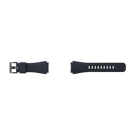 Samsung Galaxy 46mm Compatible Mens Black Watch Band-Et-Ysu76mbegus