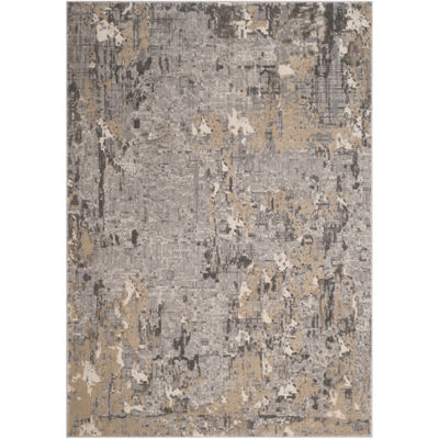 Safavieh Meadow Collection Mattie Abstract Area Rug