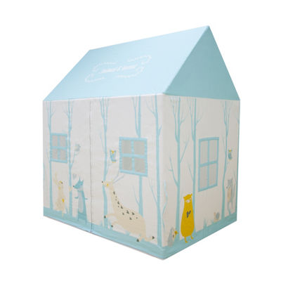 Asweets Animal And Forest Indoor Canvas Playhouse Play Tent For Kids