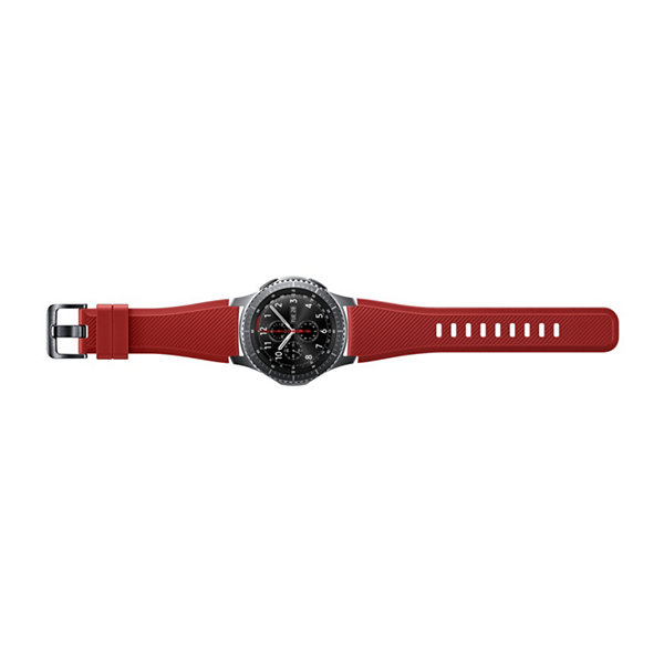 Samsung Wearables Gear S3 Compatible Unisex Multicolor Watch Band-Et-Ysu76mregus
