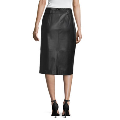Worthington Wrap Skirt