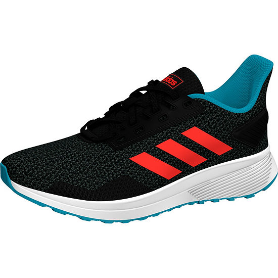 9c6646930 adidas Duramo 9 K Boys Running Shoes Lace-up - Big Kids - JCPenney