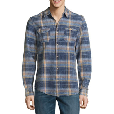 i jeans by Buffalo Long Sleeve Button-Front Shirt