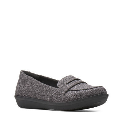 Clarks Ayla Form Womens Slip-On Shoes