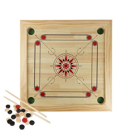 Hey! Play! Carrom Board Game