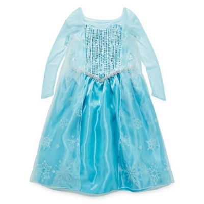 Disney Collection Frozen Elsa Costume - Girls 2-10  sc 1 st  JCPenney & Disney Collection Frozen Elsa Costume Girls 2 10 JCPenney