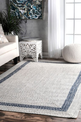 nuLoom Jestine Indoor/Outdoor Braided Area Rug