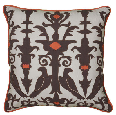 Rizzy Home Fitzgerald Novelty Decorative Pillow
