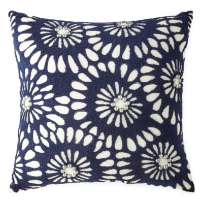 JCPenney Home Antibes Square Throw Pillow