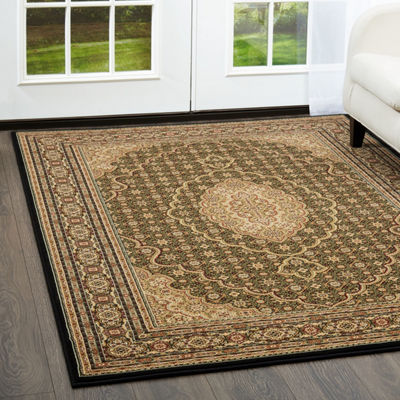 Home Dynamix Regency Malik Border Rectangular Rug