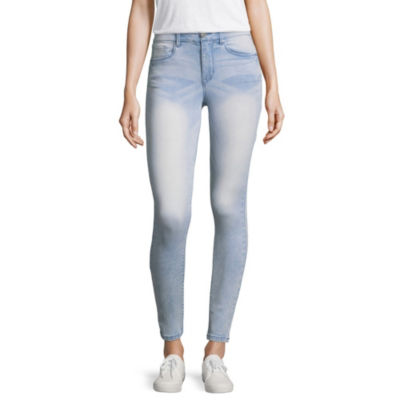 Almost Famous Original Fit Jeggings-Juniors